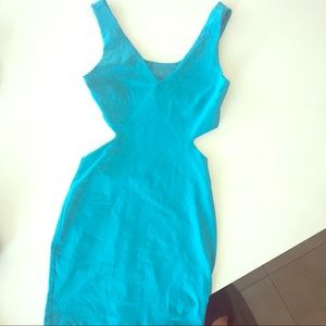 Bebe cutout Dress